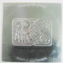 Vidriera Monterrey 70 Aniv. Aurea Pereyra 1 Disco Lp Vinil