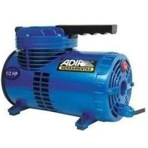 Compresor Aire Para Pintar Multiusos Portatil Adir 1/2hp
