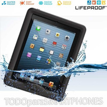 Funda Lifeproof Nuud Ipad 2 3 4 Color Negro
