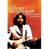George Harrison And Friends The Concert For Bangladesh 2dvd