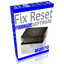 Reset Chip Fix Firmware Samsung M2070 M2070w V22 Software