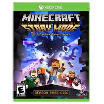 Minecraft: Story Mode - A Telltale Para One En Start Games