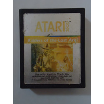 Raiders Of The Lost Ark Para Atari 2600 Buen Estado Clasico