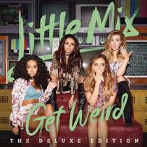 Get Weird Deluxe / Little Mix / Disco Cd Con 16 Canciones