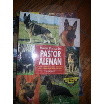 Libro Pastor Alemán Ed Hispano Europea Au1