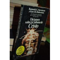 Dictamen Sobre La Sábana De Cristo - Stevenson - 1989