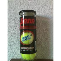 Pelotas Para Jugar Tenis Marca Penn Con Presion Championship