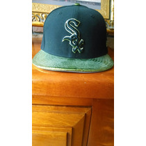 New Era 7 1/8 Sox Metallic Original Cerrada