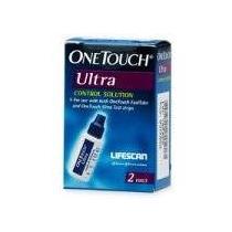 Onetouch Ultra Solución De Control - 2 Viales