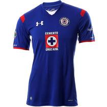 Playera Jersey Cruz Azul 14/15 Hombre Under Armour Ua019