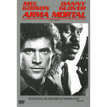 Dvd Arma Mortal ( Lethal Weapon ) 1987 - Donner / Gibson / G