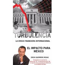 Libro Turbulencia De Erick Guerrero Rosas