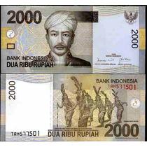 Indonesia 2000 Rupiah 2009 Au1
