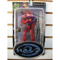 Red Spartan Halo Joy Ride