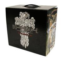 Death Note - Box Set Manga Vol. 1-13 En Inglés.