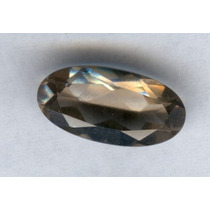 Topacio Coñagc Natural Corte Largo Oval 8.90ct
