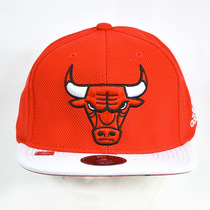 Chicago Bulls Adidas Gorra 100% Original