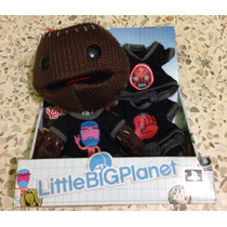 Remate Little Big Planet Sackboy Gigante 100% Original.