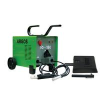 Maquina Para Soldar 250a 127-220v Kit Argos
