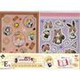 Set De Planillas De Stickers De Sakura Card Captor Banpresto