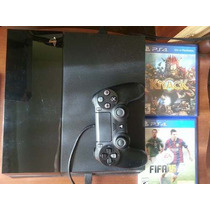 Vendo Playstation 4 Como Nuevo Ps4 Con Fifa 15 Excelente