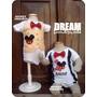 Pañalero Fiesta Infantil Minions, Mickey Mouse, Elmo