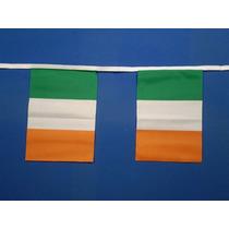 St Patrick Bandera - Irlanda Del Irlandés Del Día De Patri