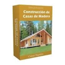 Ebook Proyectos Construcciòn Casas Cabañas Madera En Subasta