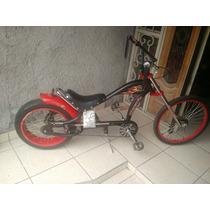 Bicicleta Chopper Mercurio