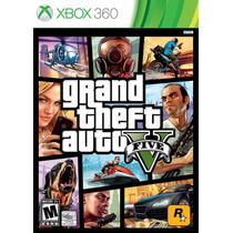 Grand Theft Auto Gta 5 V Nuevo Sellado Xbox 360