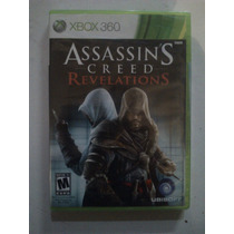 Assassins Creed Revelatio Xbox 360 Nuevo
