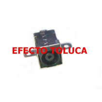Power Jack Laptop Lg Modelo R480 Nuevo