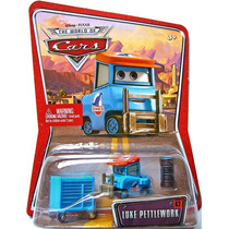 Cars Disney Luke Pettlework Pitty. W.o.c.