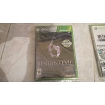 #611 Resident Evil 6 X Box 360 Nuevo Sellado