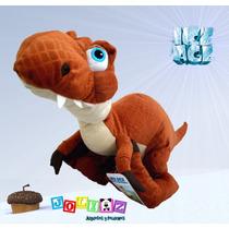 T-rex Dinosaurio La Era De Hielo Peluche 70 Cm 28 Pulgadas