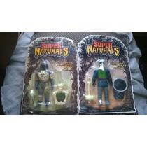 Super Naturals Tonka 80s Figuras Monstruos Juguetes Vintage