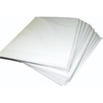 Papel Couche Brillante 500 Hojas Tamaño 1/2 Carta 250 Gr
