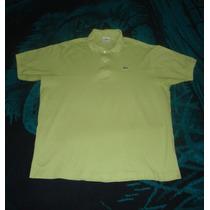 Excelente Camisa Lacoste Verde 100% Original