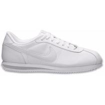 Tenis Nike Cortez Piel Blancos
