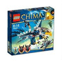 Lego Chima 70003 ( El Interceptor Real De Eris 2013 ) !!!
