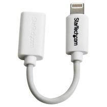 Cable Adaptador Lightning Apple Ipod Ipad Iphone A Micro Usb