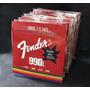 Cuerdas Bajo Fender De 4 Cuerdas 3 Paquetes Envío Gratis