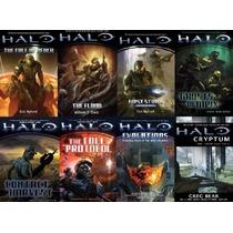 11 Libros Halo Digital En Alta Calidad