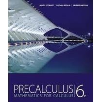 Precalculo, Matematicas Para El Calculo, 6ta Ed, Stewart
