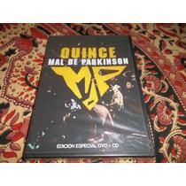 Mal De Parkinson - Quince / Cd + Dvd - Punk Argentino - Daa