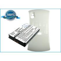 Bateria Pila Extendida Xperia Play R800 Bst-41 Tapa Blanca