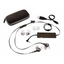 Audifonos Bose® Qc 20 Con Cancelaicón De Ruido