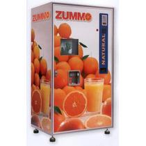Máquina Vending De Jugo De Naranja Natural