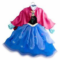 Vestido Frozen Anna Disney Princesas Disney Store