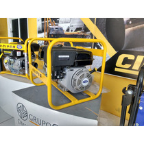 Vibrador Para Concreto Cipsa Motor A Gasolina Mpower 5.5 Hp
